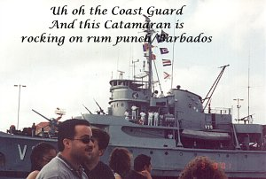 Coast Guard, Barbados